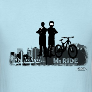 MTB schizophrenia T-Shirts - Men's T-Shirt