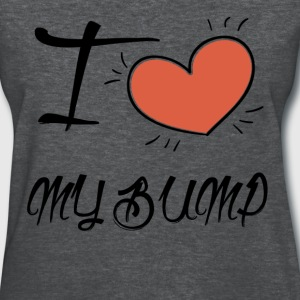 Maternity - I love my bump - Women's T-Shirt