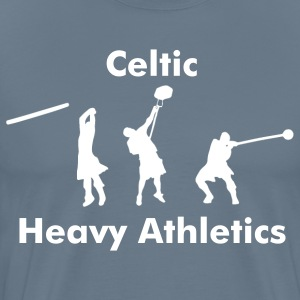 Celtic Heavy Athletics - Men's Premium T-Shirt