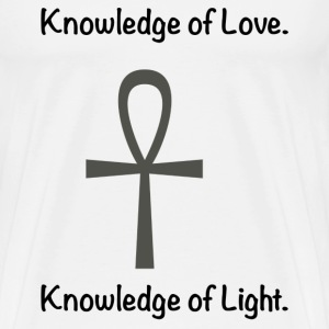 Knowledge of Ankh - Men's Premium T-Shirt