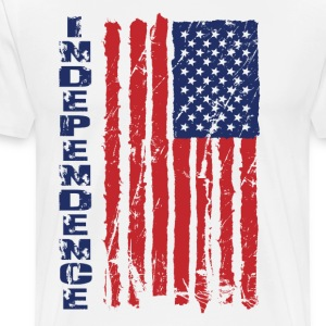4th of July  - Men's Premium T-Shirt