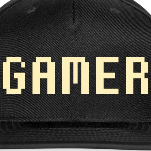 GAMER Sportswear - Snap-back Baseball Cap