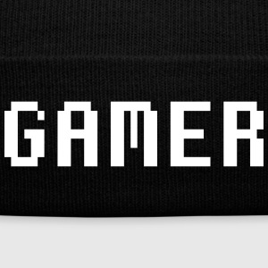 GAMER Sportswear - Knit Cap with Cuff Print