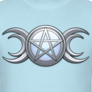 Moonstone Triple Goddess - Men's T-Shirt