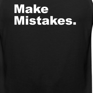 Make Mistakes Sportswear - Men's Premium Tank