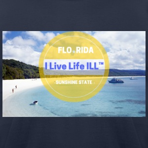 FLO RIDA T-Shirts - Men's T-Shirt by American Apparel