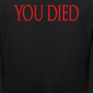You Died Sportswear - Men's Premium Tank