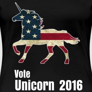 Unicorn 2016 Election  - Women's Premium T-Shirt