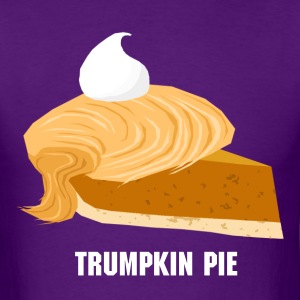 Trumpkin Pie - Men's T-Shirt
