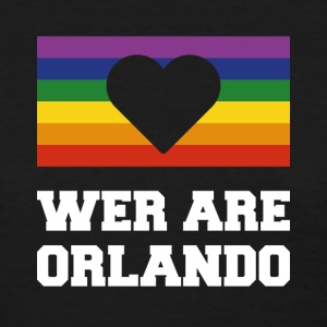 we are orlando heart - Women's T-Shirt