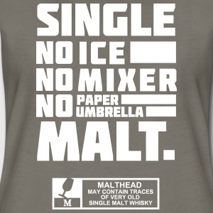 Single Malt Women's T-Shirts - Women's Premium T-Shirt