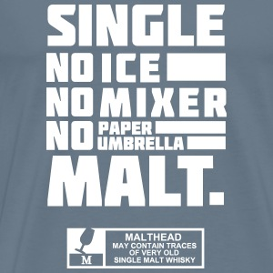 Single Malt T-Shirts - Men's Premium T-Shirt
