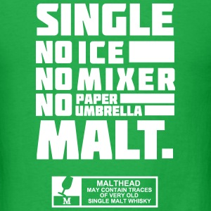 Single Malt T-Shirts - Men's T-Shirt