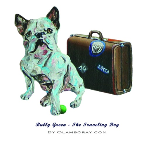 Bully Green - The Traveling Dog