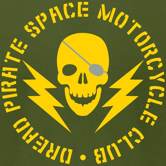 Dread Pirate Space Motorcycle Club