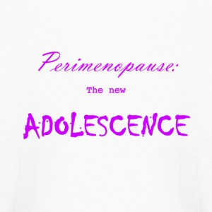 Perimenopause/Adolescence Kids' Shirts - Kids' Long Sleeve T-Shirt
