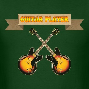 guitar player - Men's T-Shirt
