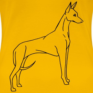 guard dog - Women's Premium T-Shirt