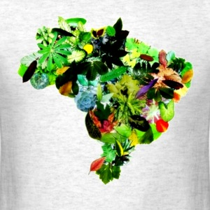 Brazilian flora - Men's T-Shirt