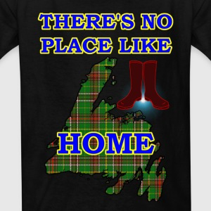 THERE'S NO PLACE LIKE HOME - Kids' T-Shirt