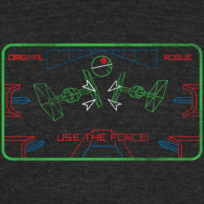 "Tri-Blend ""Original Rogue"" Men's Tee"
