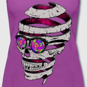 cranio tape - Women's Premium Tank Top