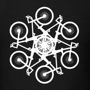 Bicycle Circle Shirt - Men's T-Shirt
