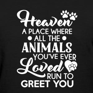 Heaven Animals Shirt - Women's T-Shirt