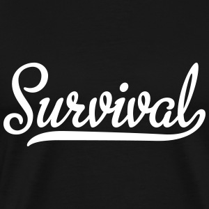 survival T-Shirts - Men's Premium T-Shirt