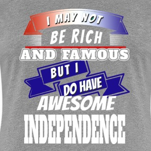 Awesome Independence - Women's Premium T-Shirt
