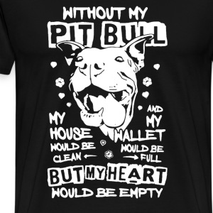 Pitbull Shirt - Men's Premium T-Shirt