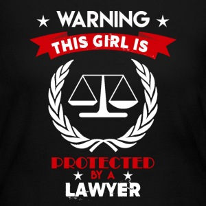 Protected By Lawyer - Women's Long Sleeve Jersey T-Shirt