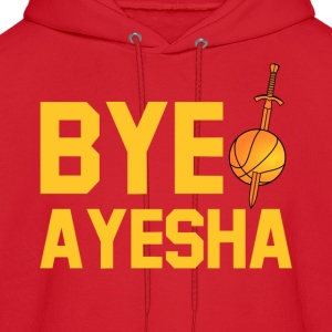 BYE AYESHA CLEVELAND CAVALIERS CHAMPIONS 2016  - Men's Hoodie