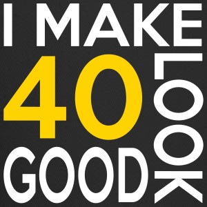 40 look good birthday Sportswear - Trucker Cap