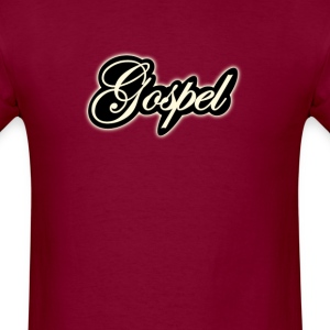 vintage gospel - Men's T-Shirt