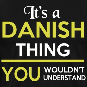IT'S A DANISH THING T-Shirts - Men's Premium T-Shirt