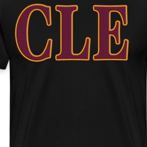 Cleveland CLE Shirt Game - Men's Premium T-Shirt