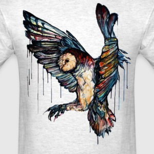 ink owl - Men's T-Shirt