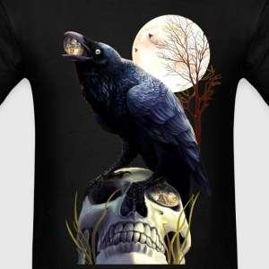 night crow - Men's T-Shirt