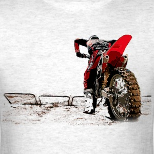 motocross - Men's T-Shirt