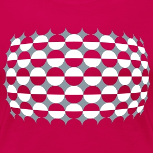Optical Illusion Just For Women's T-Shirts - Women's Premium T-Shirt