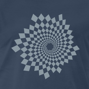 Optical Illusion 14A T-Shirts - Men's Premium T-Shirt