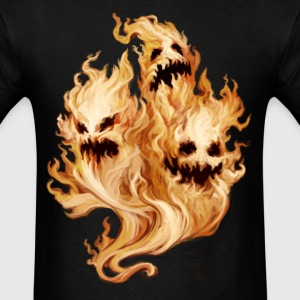 Fire spectrum - Men's T-Shirt