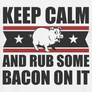Bacon Lover T-Shirts - Men's Premium T-Shirt