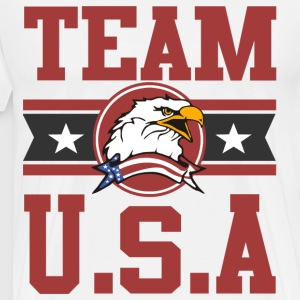 Team USA T-Shirts - Men's Premium T-Shirt