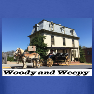 Design ~ Woody and Weepy/Manure Happens