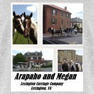 Design ~ Arapaho and Megan Tshirt--adult