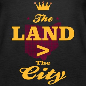 The Land Cleveland Pride Tanks - Women's Premium Tank Top