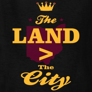 The Land Cleveland Pride Kids' Shirts - Kids' T-Shirt