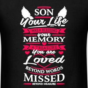 Son Shirt - Men's T-Shirt